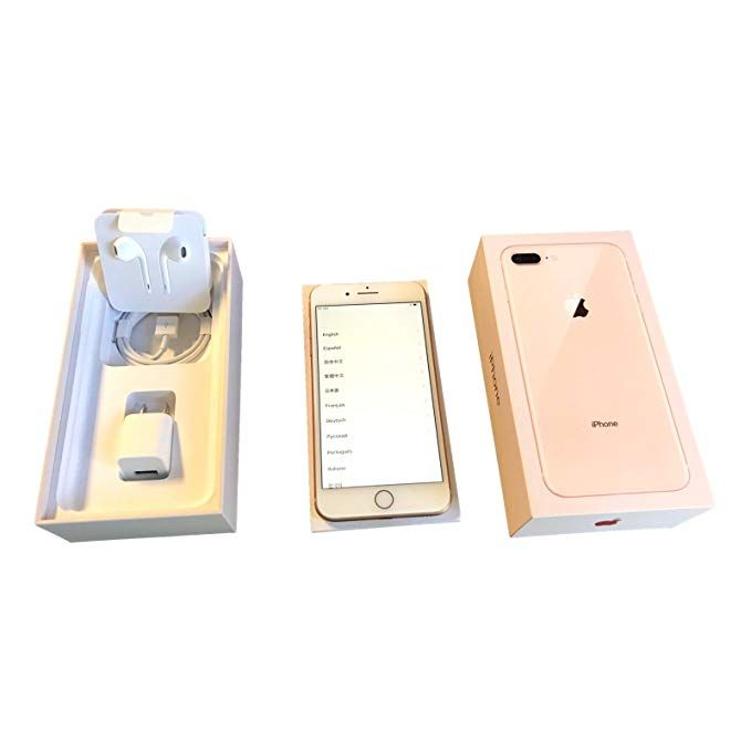 Apple Iphone 8 Plus 55 64 Gb Fully Unlocked Gold Review