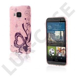 Westergaard HTC One M9 Cover - Hjerte Flor