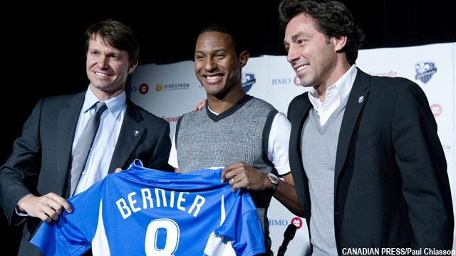 Patrice Bernier is a #Dix30er
