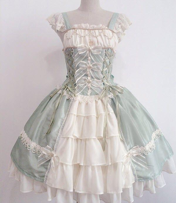 BTSSB Replica +~Bless from Michael~+ Lolita Jumper Dress - Out of Stock