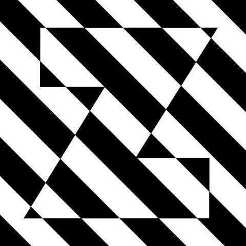 Niklaus Troxler –Z fashion shop logo [1997]