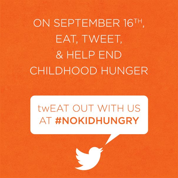 Join us & spread the word about dining out to end child hunger! twEAT OUT 9/16 #momsfighthunger #nokidhungry: Momsfighthung Nokidhungri, Touchy Feely, Childhood Hunger, Worth Shared, Child Hunger, Kids Hungry, Fight Hunger, 9 16 Momsfighthung