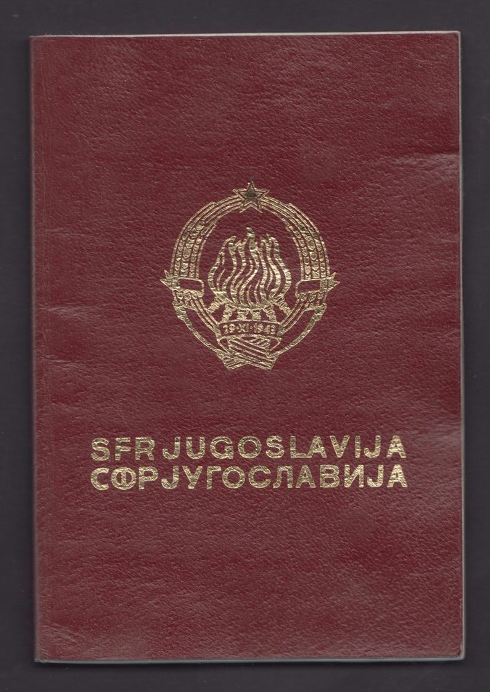 sample invitation letter for visitor visto australia%0A YUGOSLAVIA passport for mum  u     daughter      visas for Greece     revenue  stamps