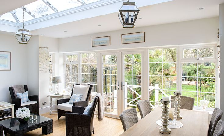 conservatory, orangery, living, kitchen, beautiful