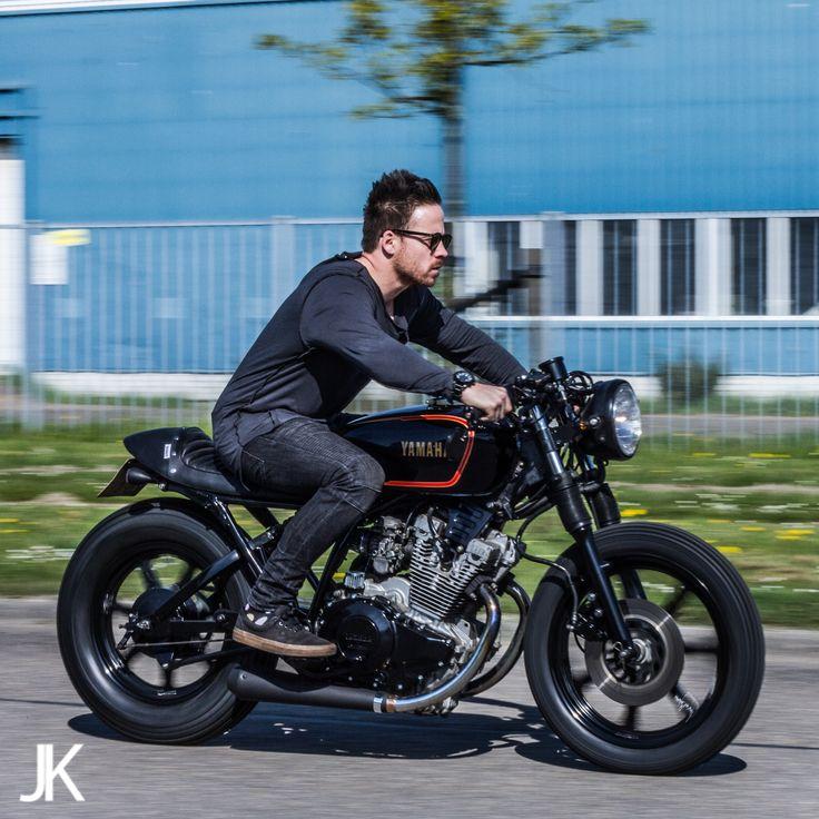 Yamaha XS 400 by Ironwood Custom Motorcycles.