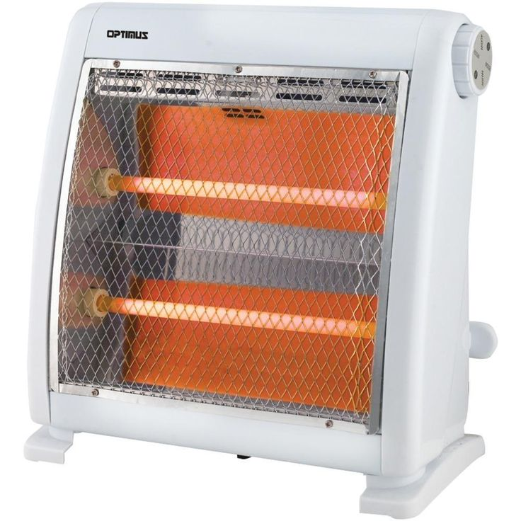 OPTIMUS H-5511 Quartz Radiant Heater