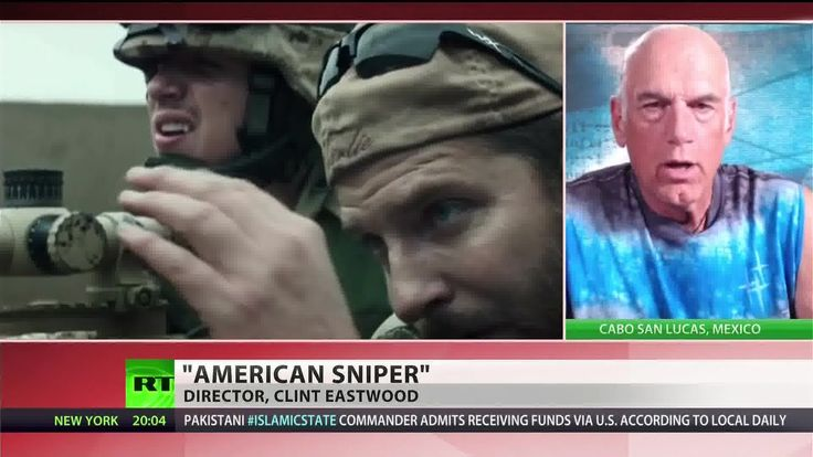 """'To be a hero, you must have honor' – Jesse Ventura on """"American Sniper""""... Ventura exposes lies of Iraq war"""
