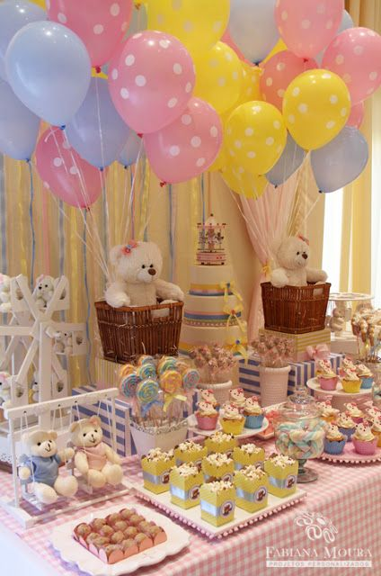 17 mejores ideas sobre temas de baby shower en pinterest - Decoracion cumpleanos bebe ...