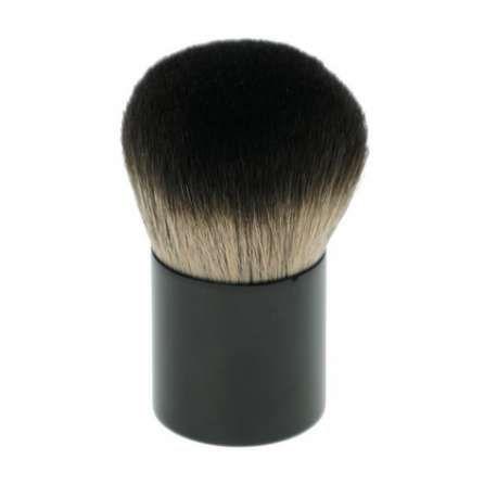 brocha kabuki para maquillaje mineral, brochas y pinceles maquillaje, brochas para veganos