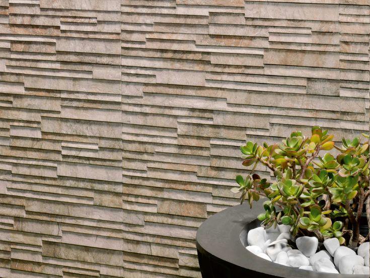 M s de 25 ideas incre bles sobre revestimiento pared for Revestimiento exterior zinc