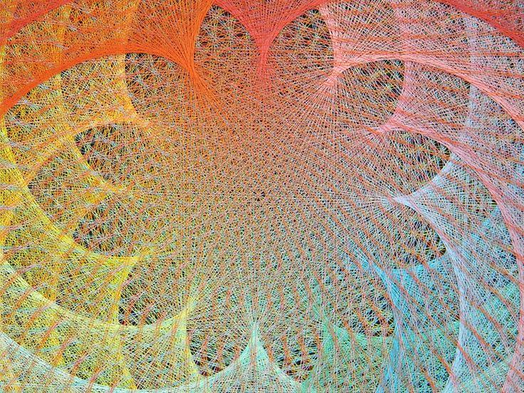 String Wall Art 38 best string art patterns images on pinterest | string art
