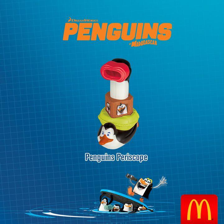Penguins Periscope