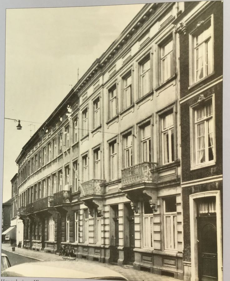 Herenhuizen Kloosterwandstraat