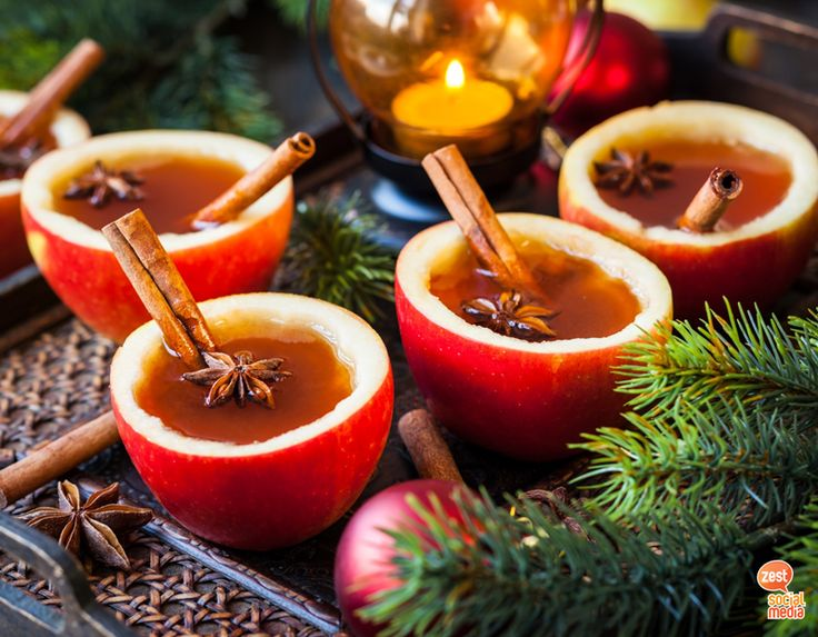 #christmas #apples @cinnamon #cozy