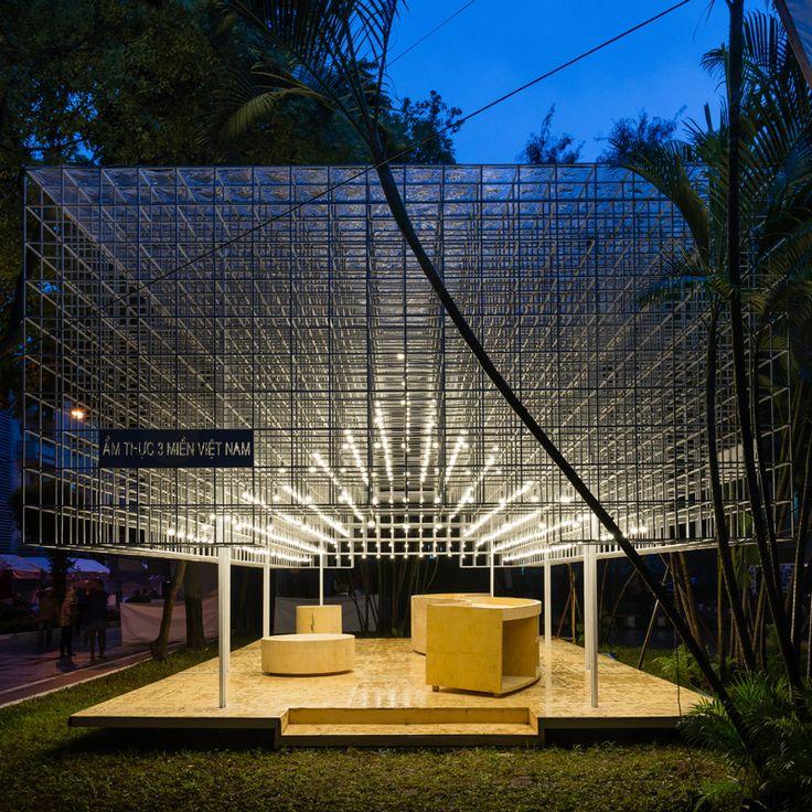 25 best ideas about pavilion design on pinterest for Pavilion concept architecture