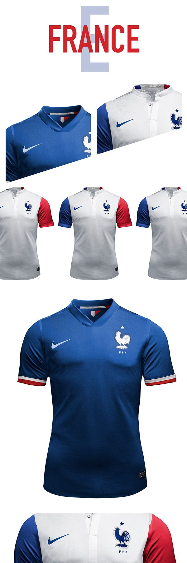 France. World Cup. Group F. Concepts on Behance
