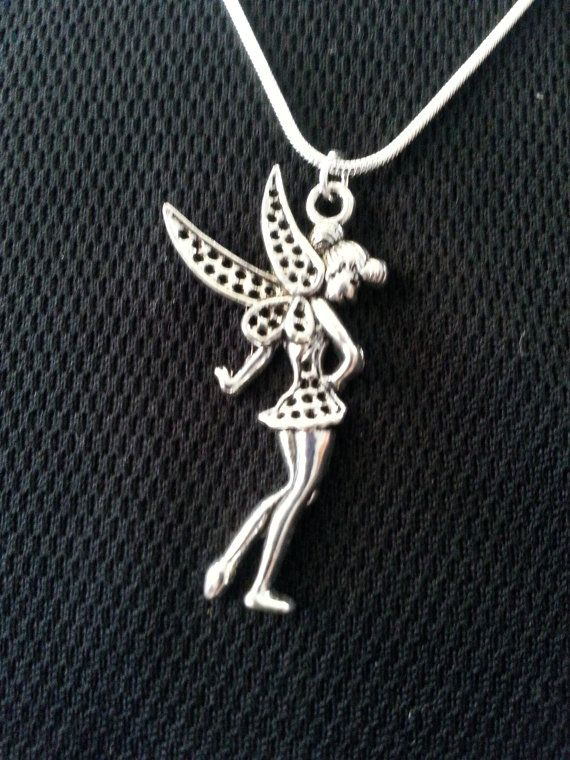 The Silver Fairy by FussandFinery on Etsy