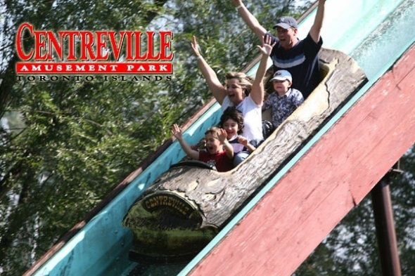 Centreville Blog Contest from Toronto4Kids Blog - Enter our Facebook Blog Contest to win a Family 4-Pack to Centreville Amusement Park on Centre Island! Centreville opens on May 4 for the 2013 season!