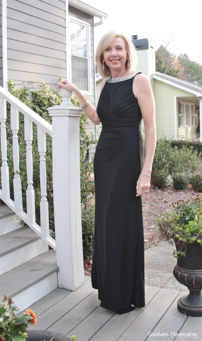 Evening dress over 60 chat