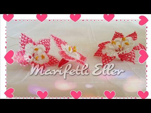 Mekik Oyası Çok Güzel Bir Çiçek Modeli - YouTube