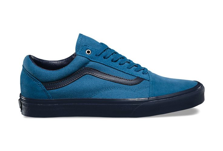 Chaussures Vans Old Skool Bleu | Alltricks.fr