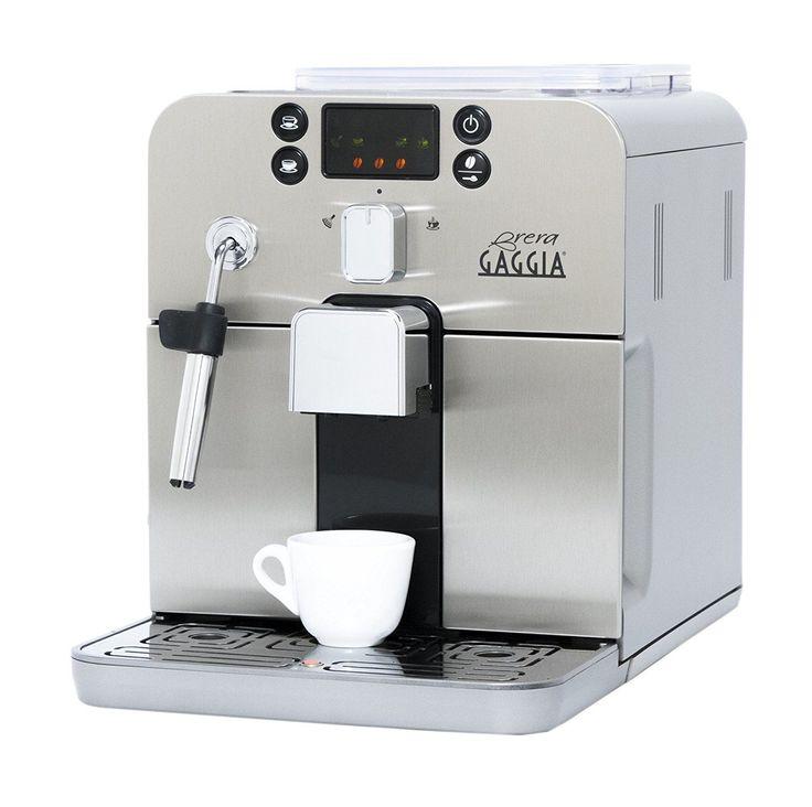 Super Automatic Espresso Machine (Silver) Latte Cappuccino   eBay