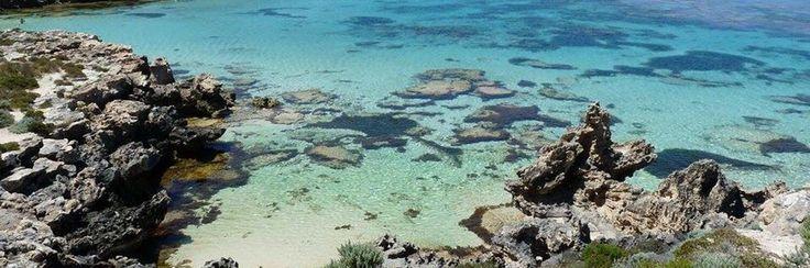 Paradise.  Rottnest island #Western #Australia #Perth