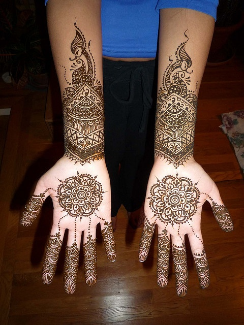 Bridal henna, always wanted this done --- maybe on my feet to represent my heritage