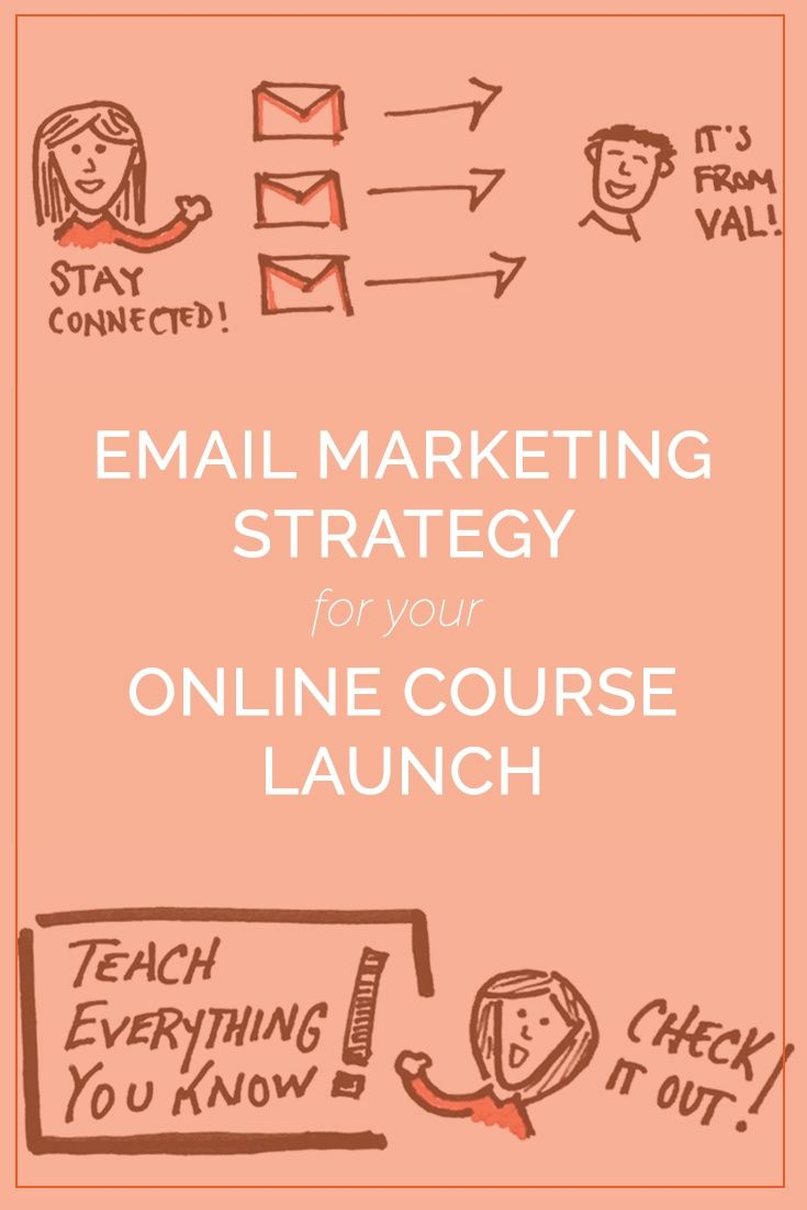 ConvertKit's Val Geisler tells us how to craft an email marketing strategy that builds anticipaiton around your online course launch.