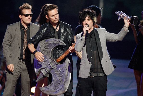 Green Day: 2009 MTV Video Music Awards - Show