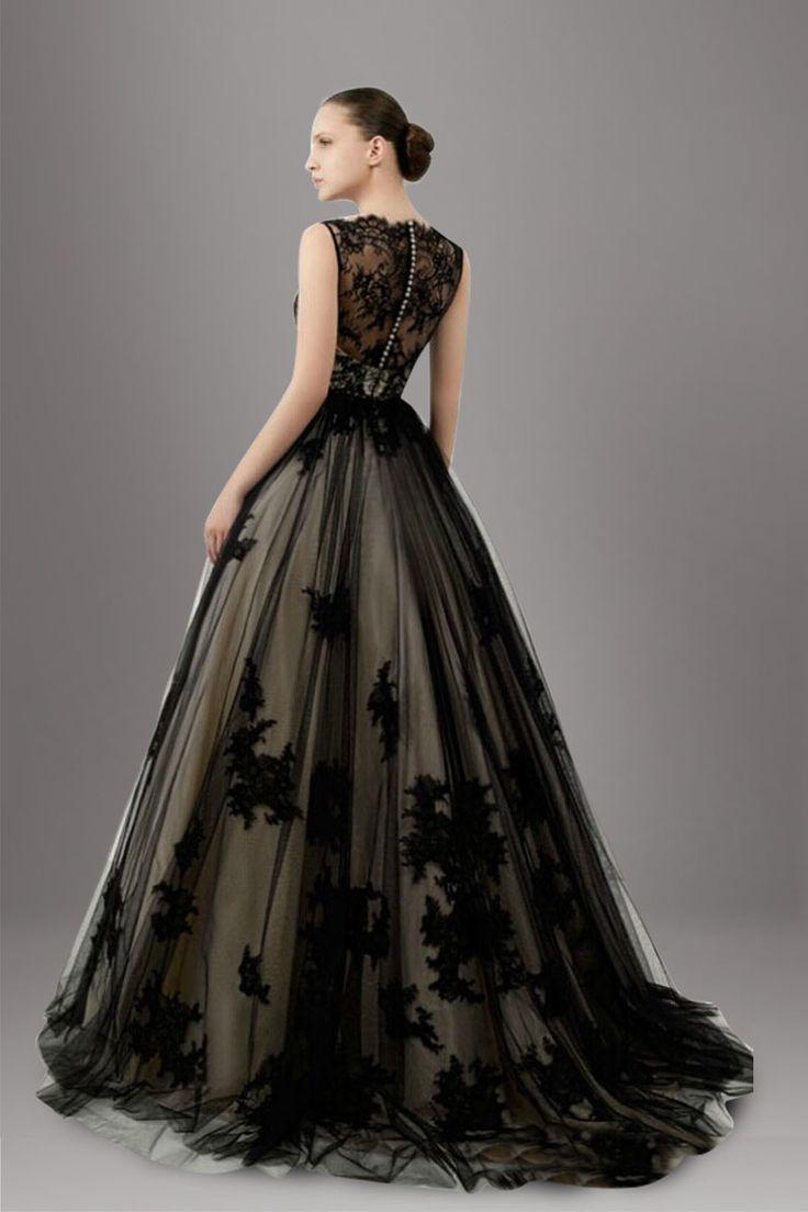 Black And Silver Wedding Dresses   www.pixshark.com ...