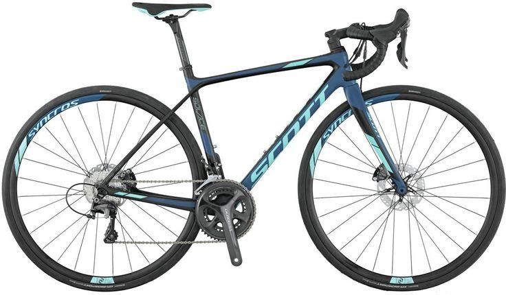 Scott Contessa Solace 15 Disc Womens 2017 - Road Bike