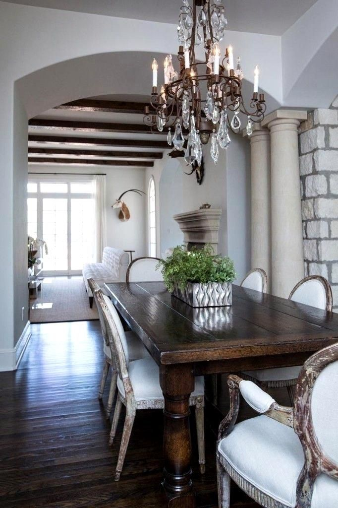 Contemporary Dining Room Ideas To Inspire You Dark Wood Dining Table Wood Dining Room Table Dining Room French