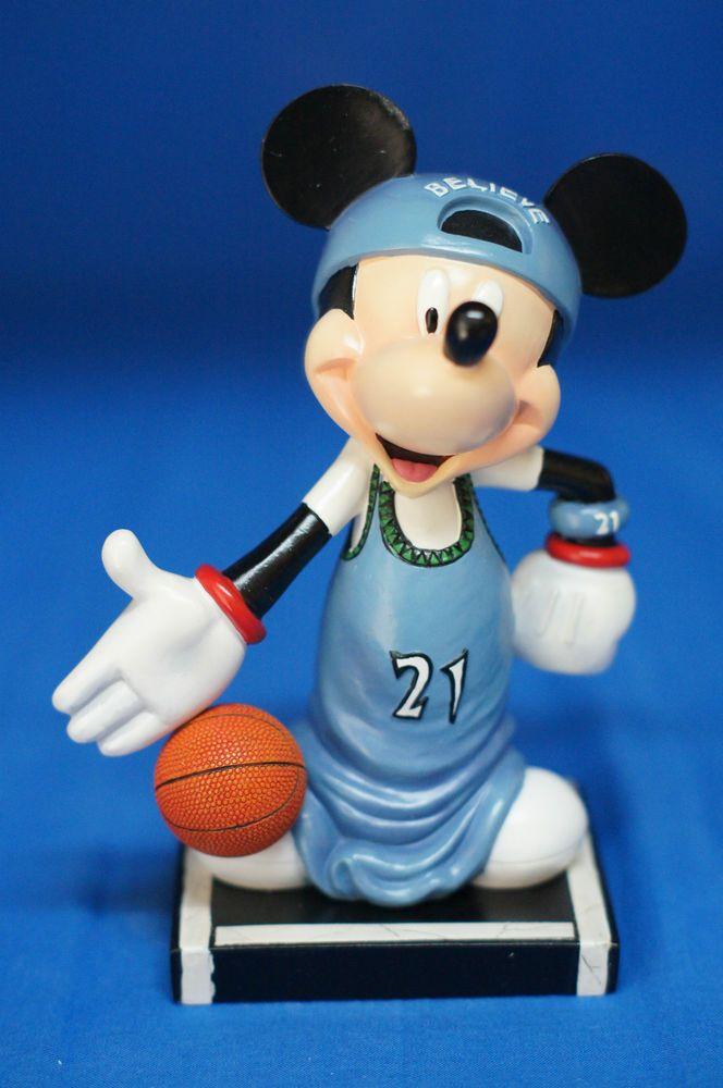 Disney Showcase Collection Mickey Mouse Birthday Figurine ...  |Mickey Mouse Birthday Figurines