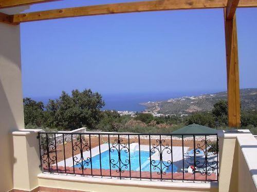 Ferienhaus Garani 1 in Rethymnon, Kreta, Griechenland