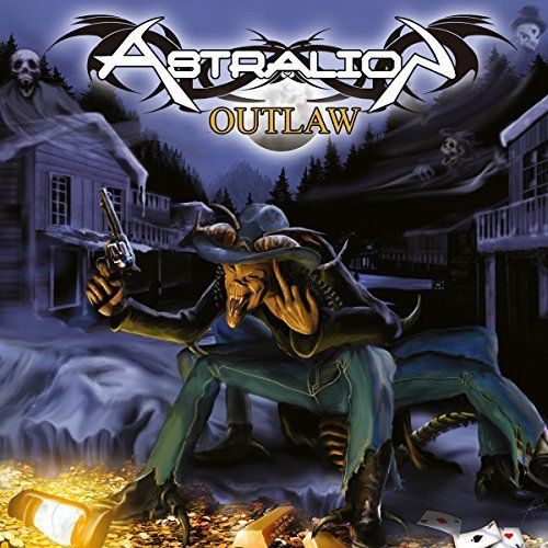 Astralion [Outlaw]. 2016.  Artwork : Jan Hogback.