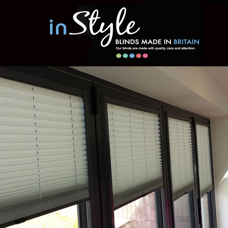 Bifolding Door Perfect Fit Blinds