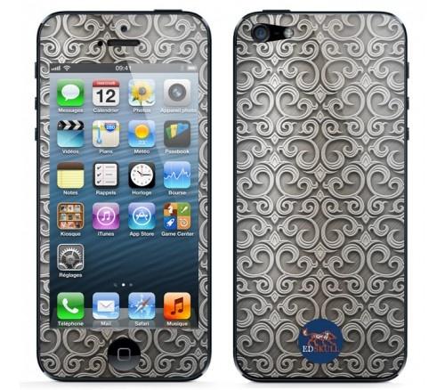 #Metal #skin for #iPhone5 #EdSkull