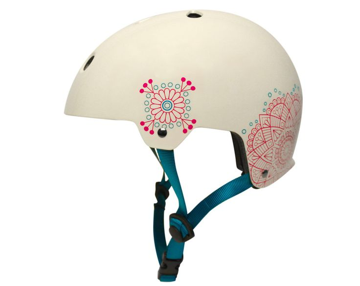 Kingston Boho Ladies Cycle Helmet Womens Bike Helmet, Fashion Bicycle Accessory  | eBay
