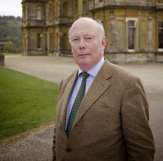 Downton Abbey creator Julian Fellowes comments on the controversial series 4 storyline.