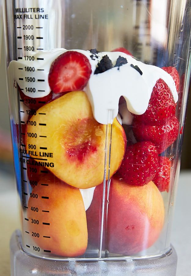 Delicious and healthy peach smoothie recipes for any taste. Peach mango smoothie, peach smoothie with yogurt, peach strawberry smoothie and many more. Enjoy!