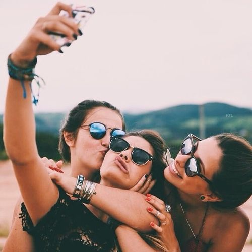 Be funny with friends. Be confident. Be your weird selves. You won't regret the memories.