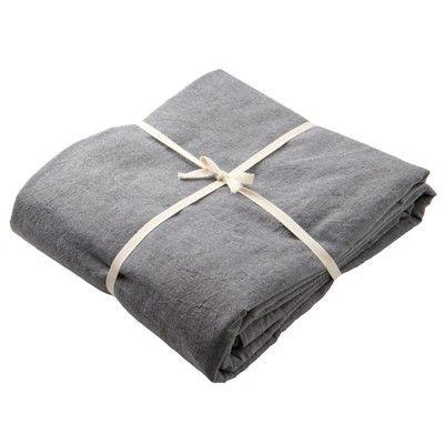 Cotton Duvet, Covers Beds, Muji Wash, Duvet Covers, Inside, Wash Cotton, Gray Duvet, Muji Duvet, Grey Duvet