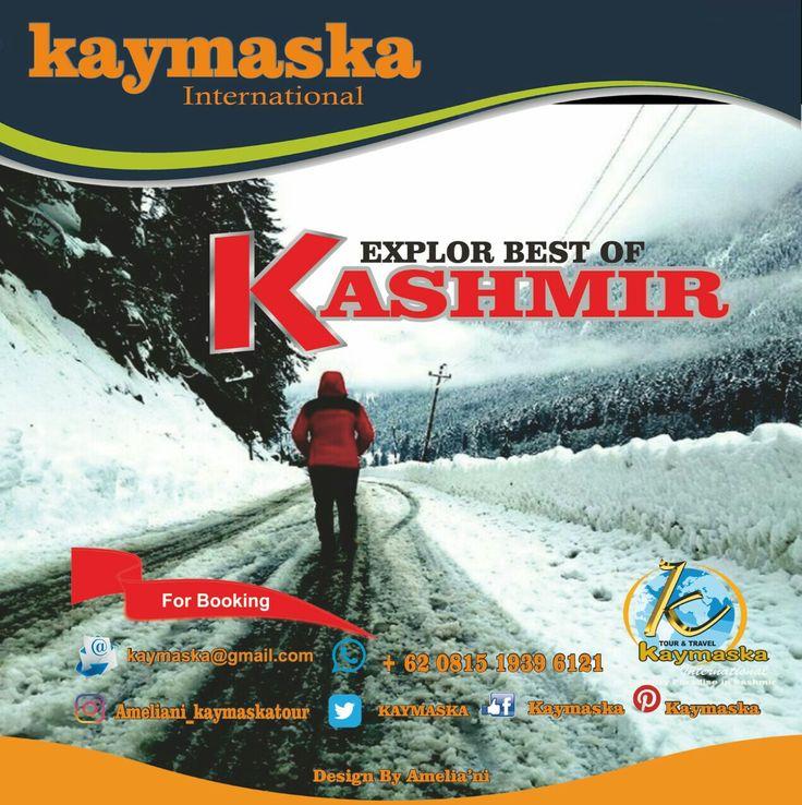 Exploring kashmir