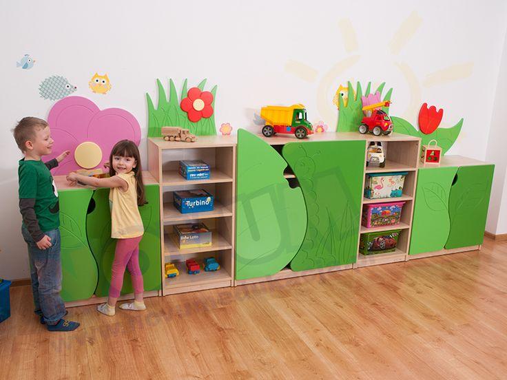 Zestaw mebli Łąka #novumedukacja #novum #kids #kidsfurniture