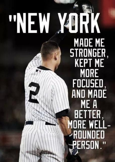 JETER #2 NEW YORK-word!