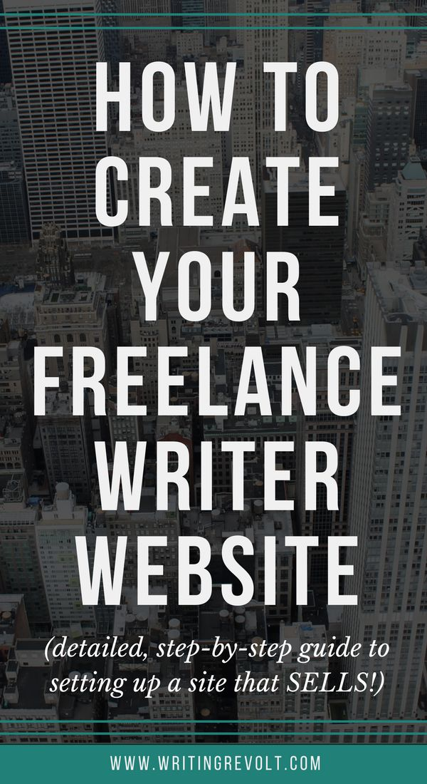 Wondering how to create a freelance writing