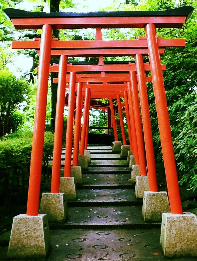 Kenrokuen Garden ,Kanazawa Japan