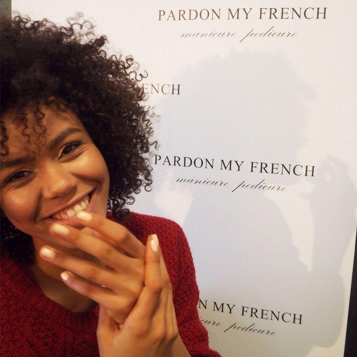 Backstage Pardon My French Flesz Night
