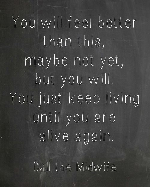 Call the Midwife- Absolutely love this show. Can't stop crying while I watch it, but still all together fantastic.